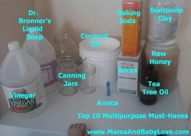Top 10 Multipurpose Must-Haves 1