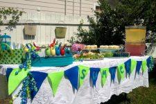 Backyard Pool Party 8