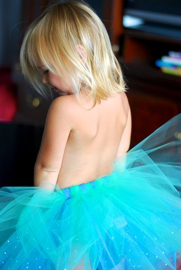 Toddler Tutu Tutorial 5