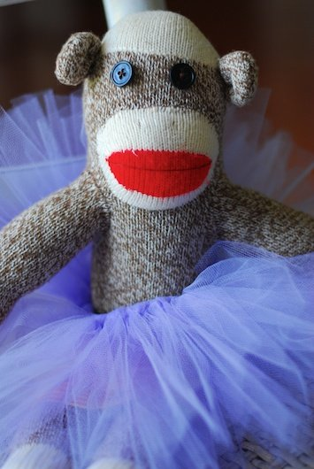 Toddler Tutu Tutorial