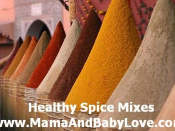 Healthy DIY Spice Mixes 1