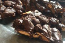 Chocolate Covered Almond Bark 2