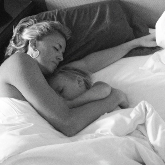 The Most Important Post Partum Skill-Nursing Lying Down