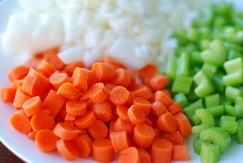 What the F is a Mirepoix? 2