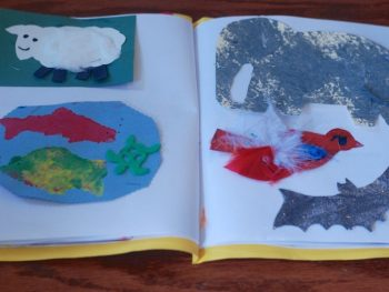 DIY Children's Artwork Book 1