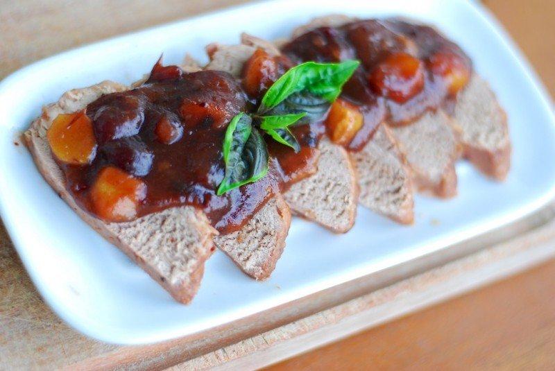 cranberry ginger pork 312