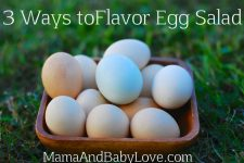3 Ways to Flavor Egg Salad 1