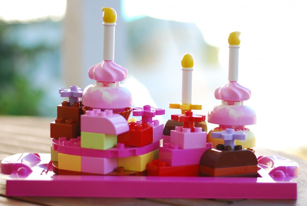 LEGO Birthday Presents for Penelope
