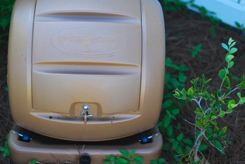 EnviroCycle Compost Bin Review & Giveaway!