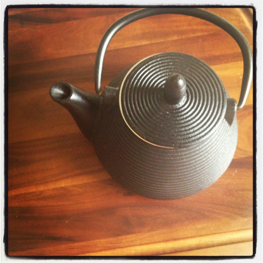 tea pot 445