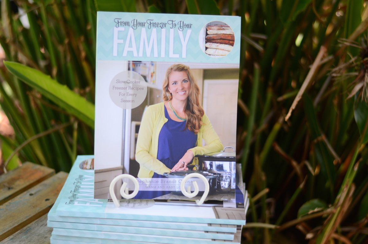 From Your Freezer To Your Family NOW IN PRINT!!!! 1