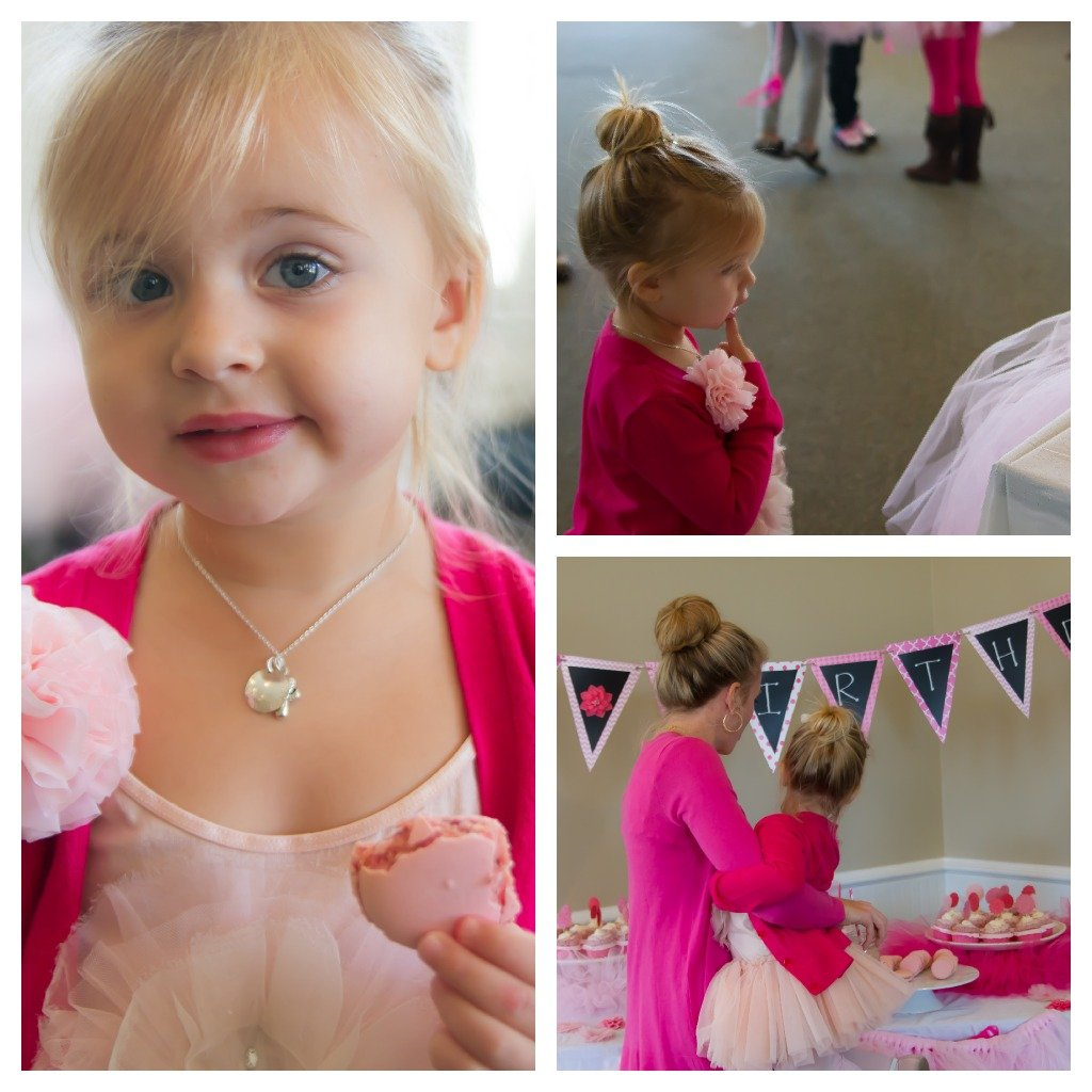 Ballerina Party Pictures and BIG Birthday Party Giveaway! 11