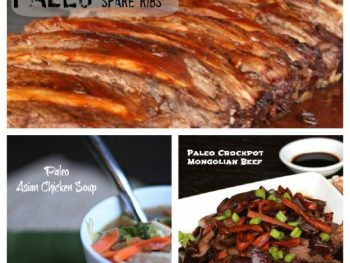 Paleo Freezer Menu from OAMM