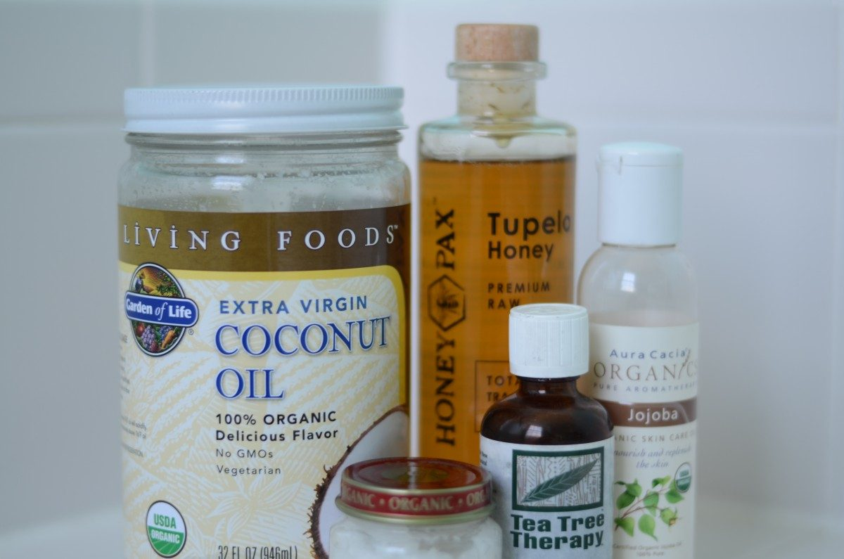 My Favorite New Way to Wash My Face: Natural Oils