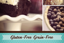 Gluten-Free Grain-Free Baking: My New Cookbook!