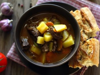 Irish Stew Slow Cooker Freezer Recipe
