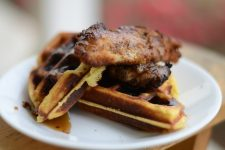 Chicken and Healthy, Grain Free Waffles