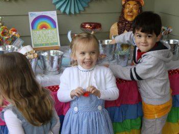 THEME PARTY: Wizard of Oz Birthday 11