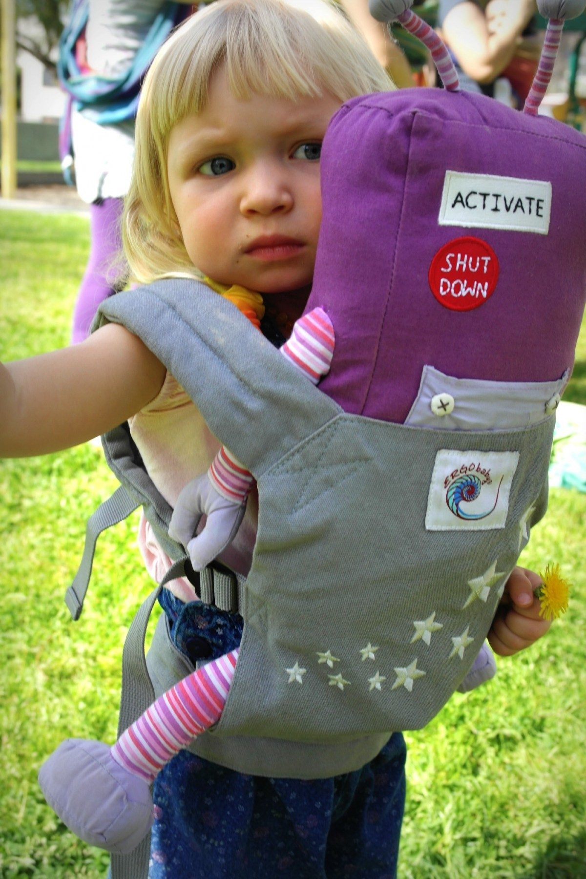 The Great Big Baby Carrier Post Time To Upgrade Your Baby Sling