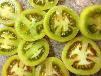 It's Never Too Early for Fried Green Tomatoes 2