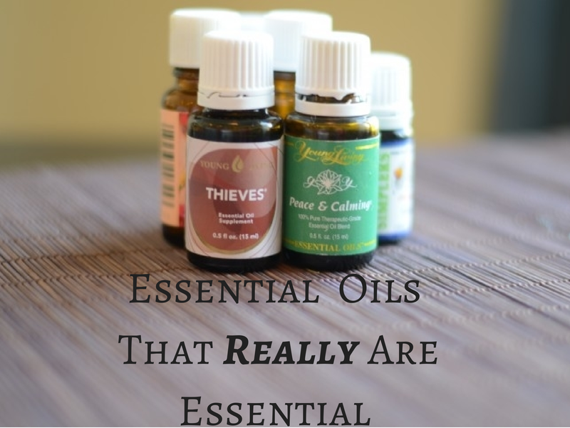 Essential  Oils That Really Are Essential