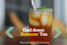 Cooling Summer Tea Recipe