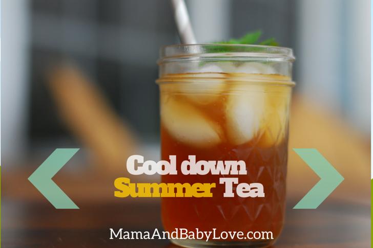 Cooling Summer Tea Recipe