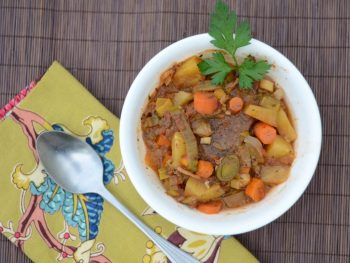 Slow Cooker Meals Aid in Post Partum Recovery