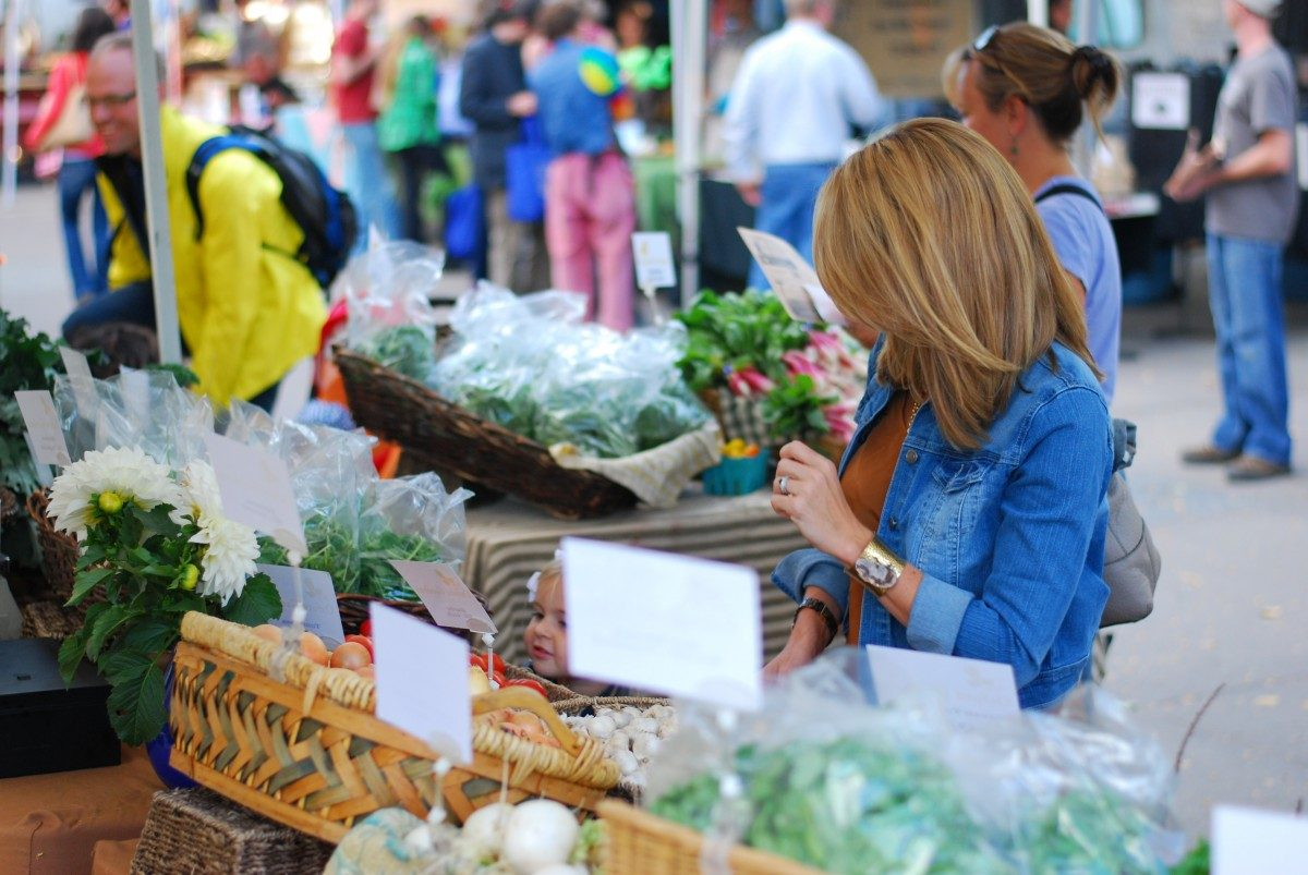 4 Good Reasons To Eat Local