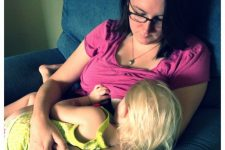 Sharing Immunities through Breastfeeding