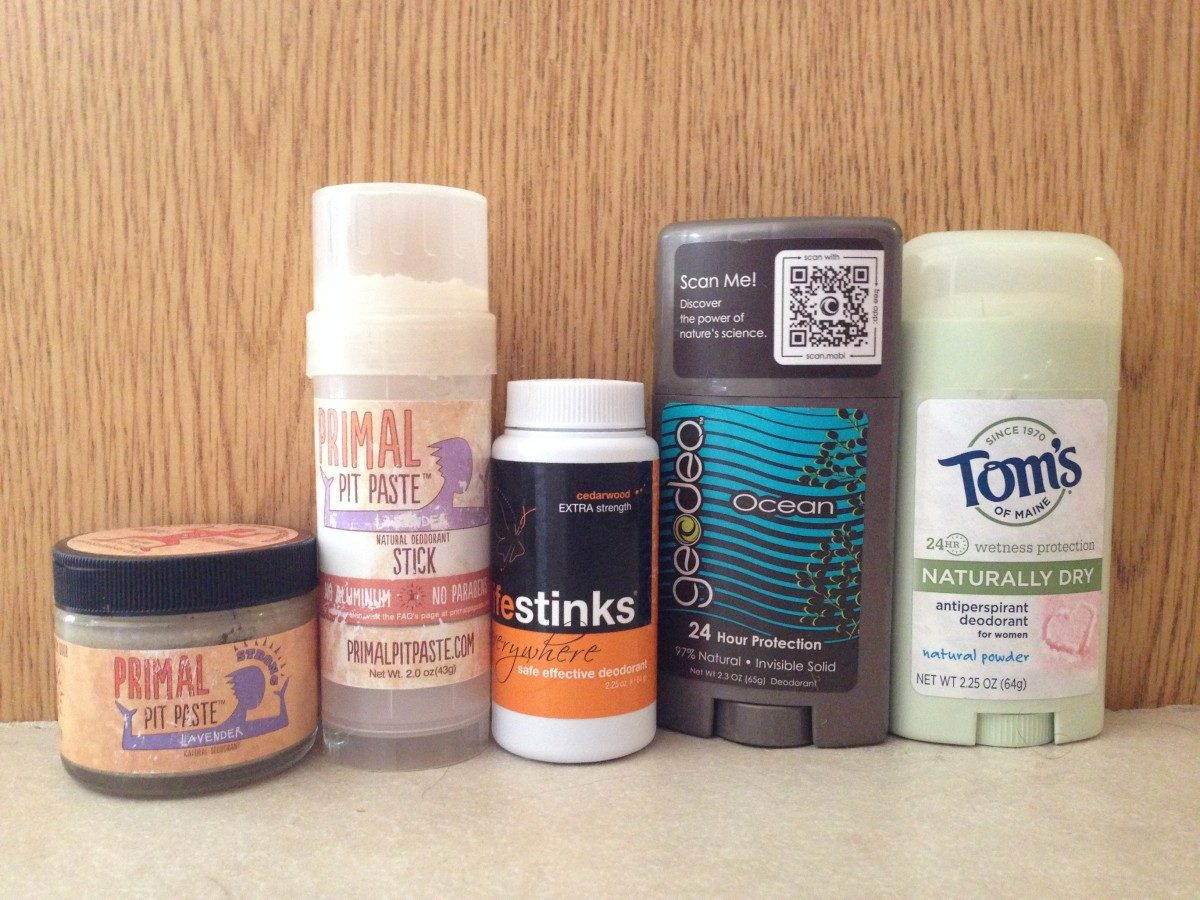Natural Deodorant that Actually Works 1