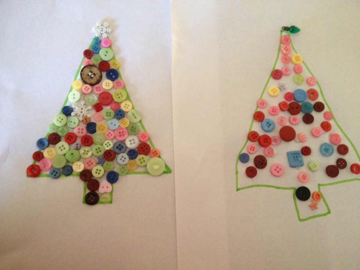 Christmas Diy Craft Ideas Part - 48: DIY Kids Christmas Craft Idea From Mama And Baby Love
