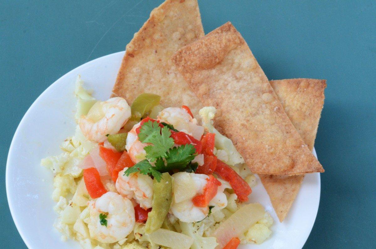 Quick Cilantro Lime Shrimp Recipe