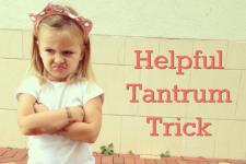 tantrum.trick