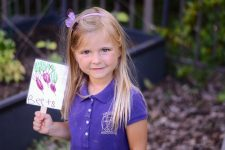 Garden Markers Kid Craft DIY