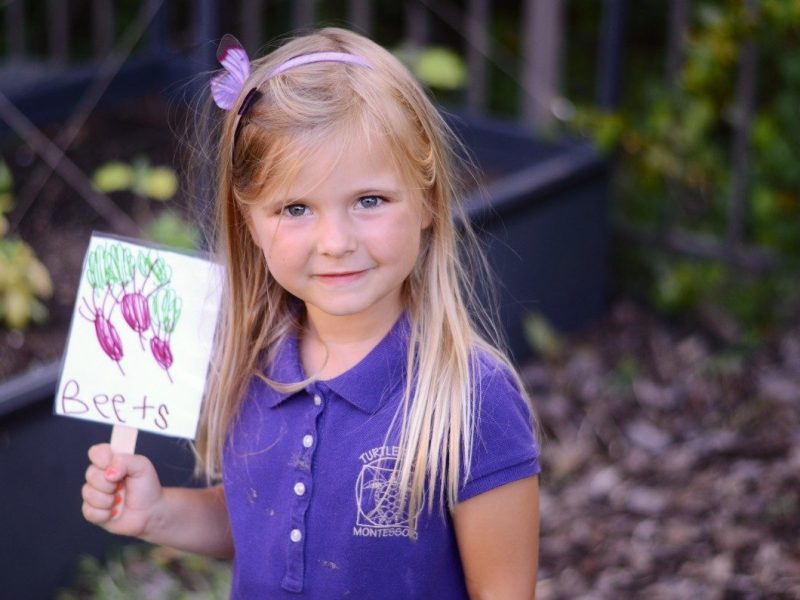 Garden Markers Kid Craft DIY