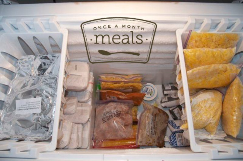 Fill Your Freezer Before School Starts! 1
