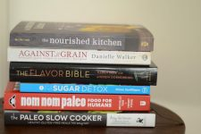 My Favorite Real Food Cookbooks 1