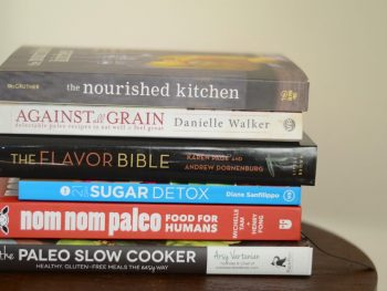 My Favorite Real Food Cookbooks 1