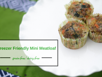 Freezer Meals To-Go Menu 1