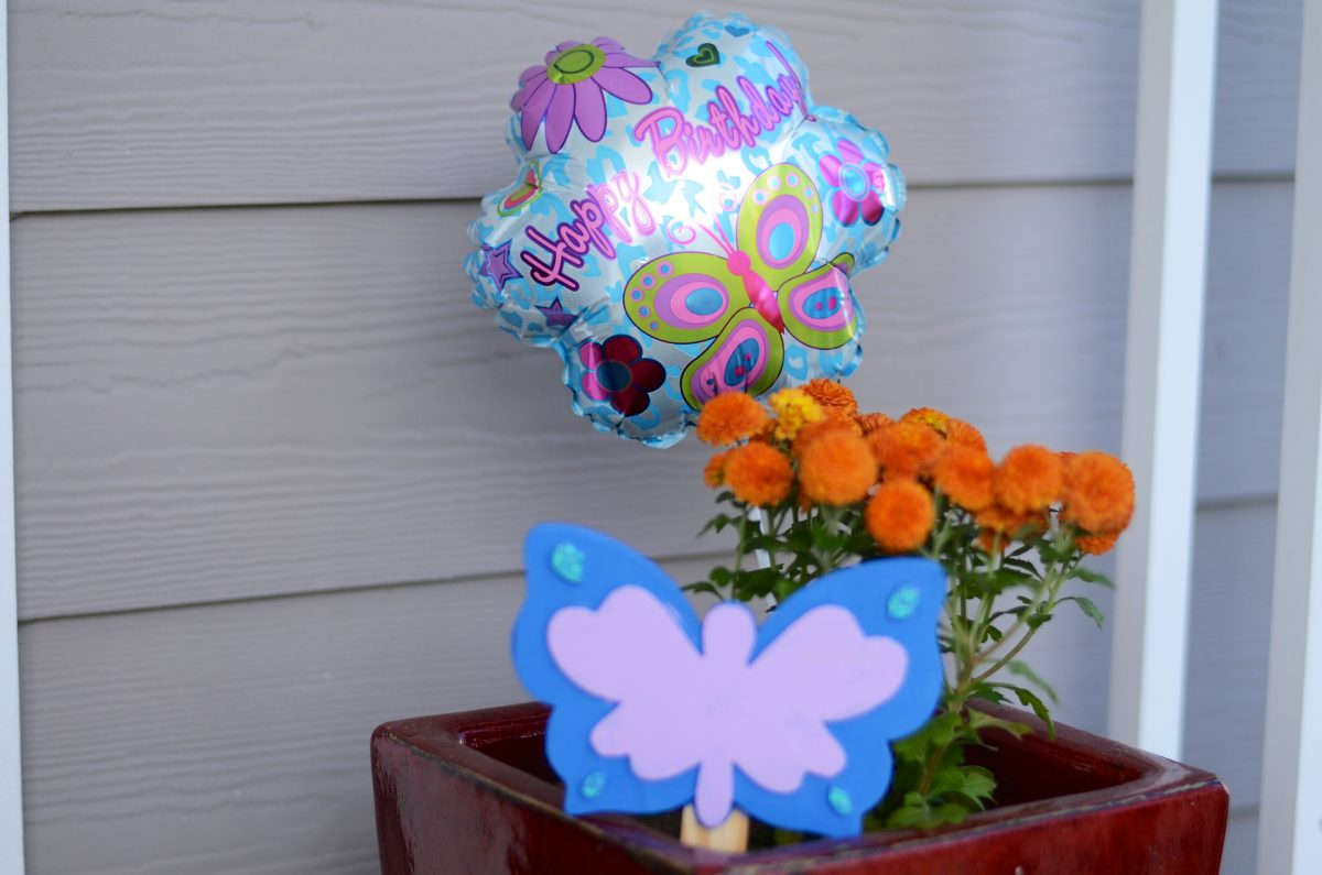 butterfly garden party ideas