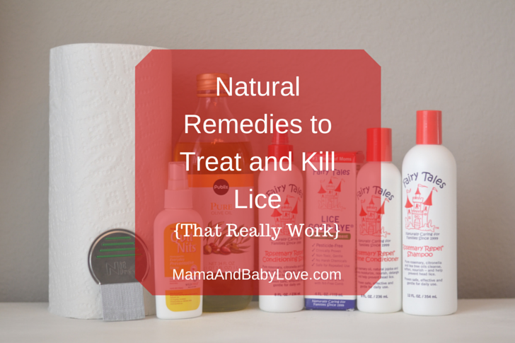 Natural Home Remedies To Treat And Kill Lice That Really Work Mama