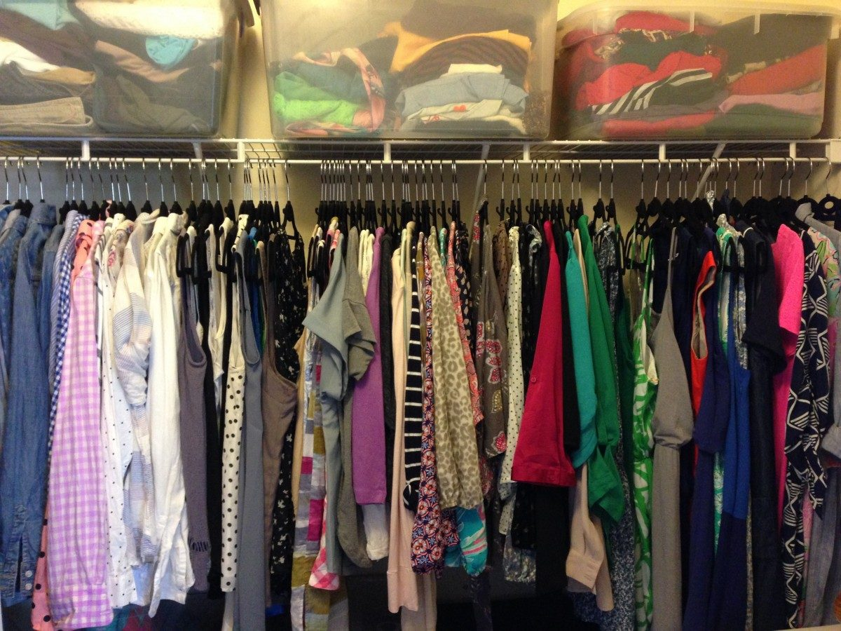How to do a Capsule Wardrobe