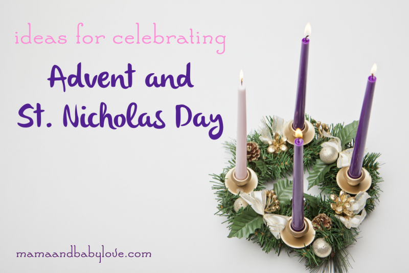 Advent and St. Nicholas Ideas