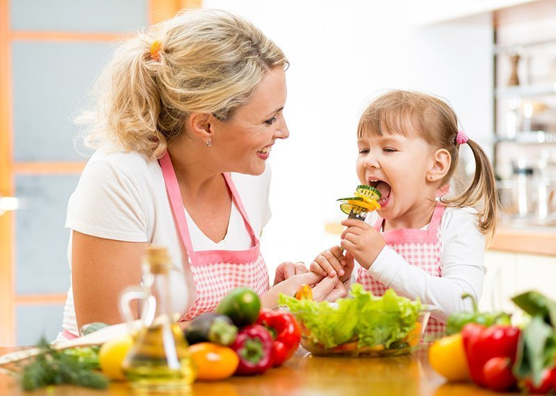 Five Steps to Make Sure Your Kids Eat More Fruits and Vegetables