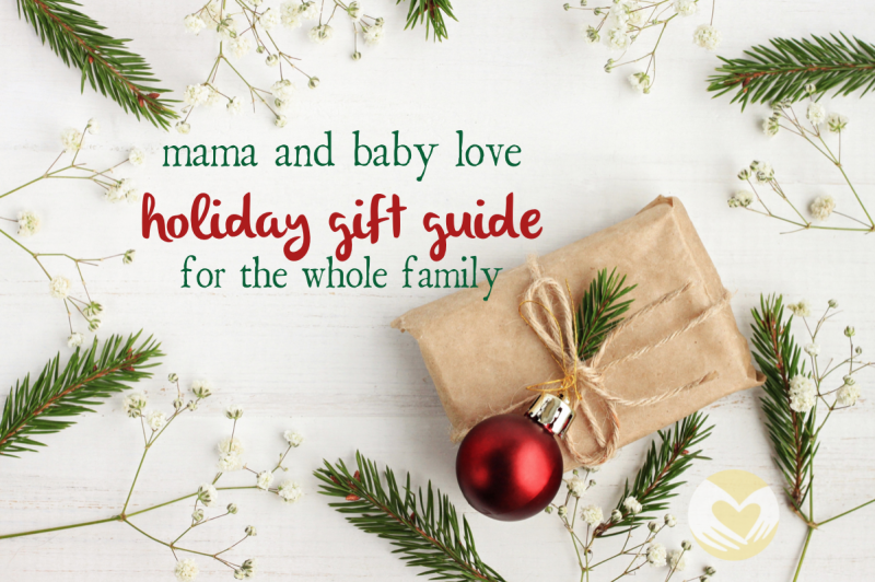 2016 Holiday Gift Guide (for the Whole Family!)